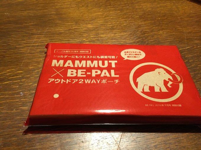 MAMMUT-BEPAL