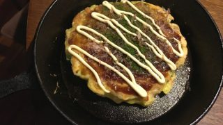 ニトスキをお持ちの方へ!ニトスキで本格的なお好み焼きが作れますよ!
