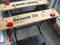 DIYに便利な作業台!BLACK & DECKER ワークメイト225