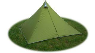 """テンマクデザインのCAMPANDA """"PANDA""""はソロキャンプにおすすめのテントです"""