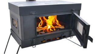 100台限定!tent-Mark DESIGNS 誕生5周年限定モデル iron-stove 改