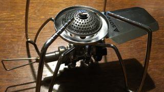 SOTO レギュレーターストーブST-310!ソロ用バーナーにおすすめ