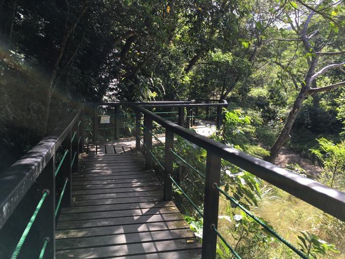 比地大滝遊歩道