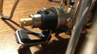 SOTO レギュレーターストーブ ST-310 点火アシストレバーはかなり便利