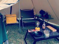 メスティン・エスビットで初炊飯!ソロキャンプ@又吉コーヒー園(旧沖縄かぐや姫)