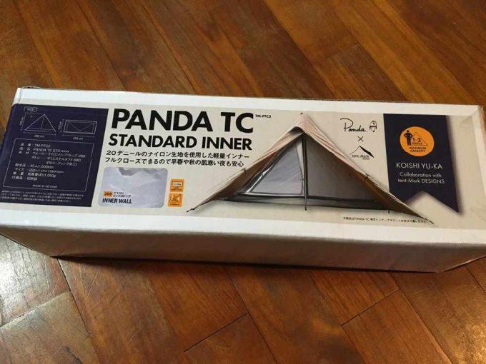 PANDA TC スタンダードインナー