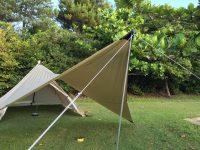 タトンカタープ3TC 初連結ソロキャンプ@つつじエコパーク