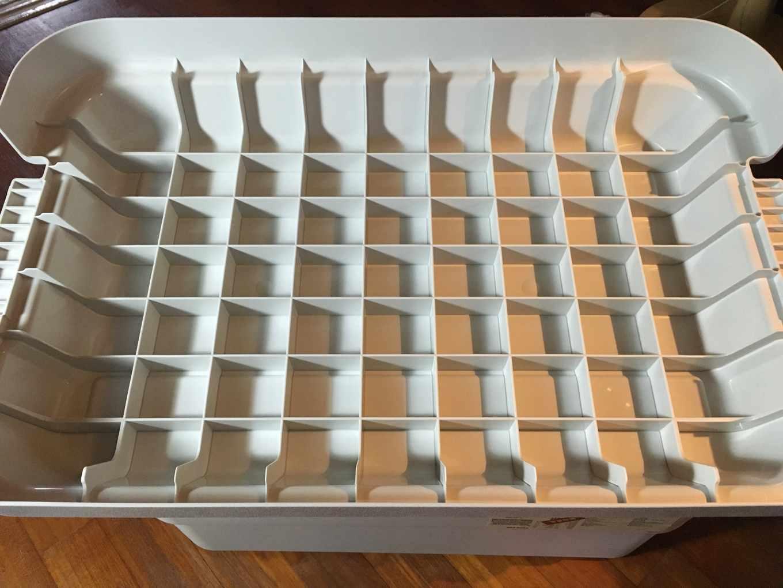 無印ポリプロピレン頑丈収納ボックス5