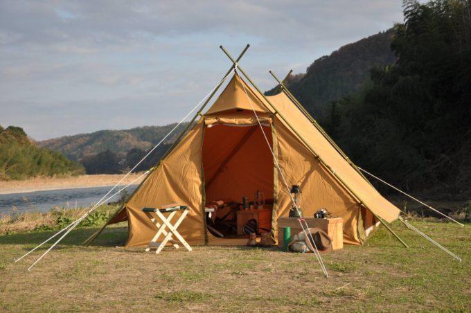 テンマクデザイン A型テント