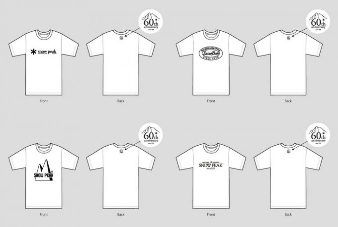 60th Logo Tshirt