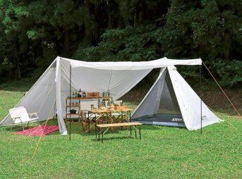 キャンプベース