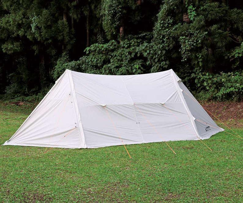 キャンプベース2