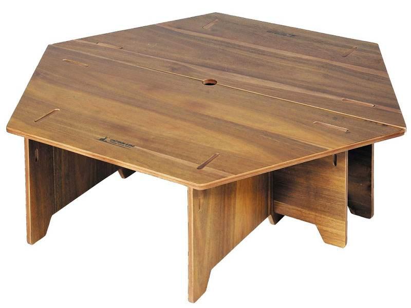 ヘキサセンターテーブル