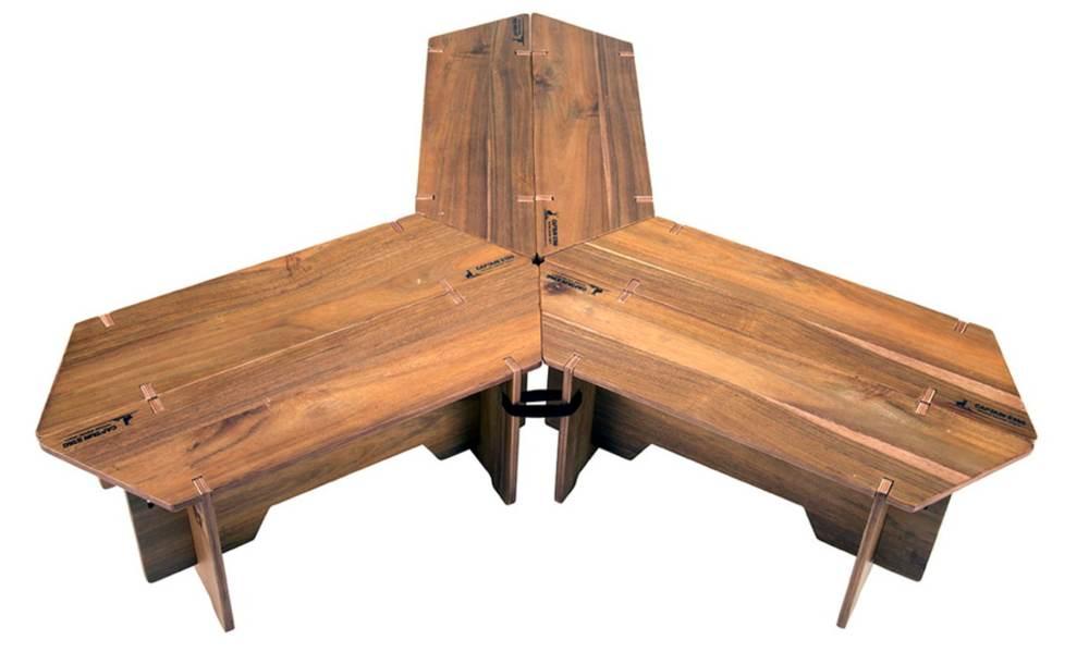 ヘキサグリルテーブルセット4