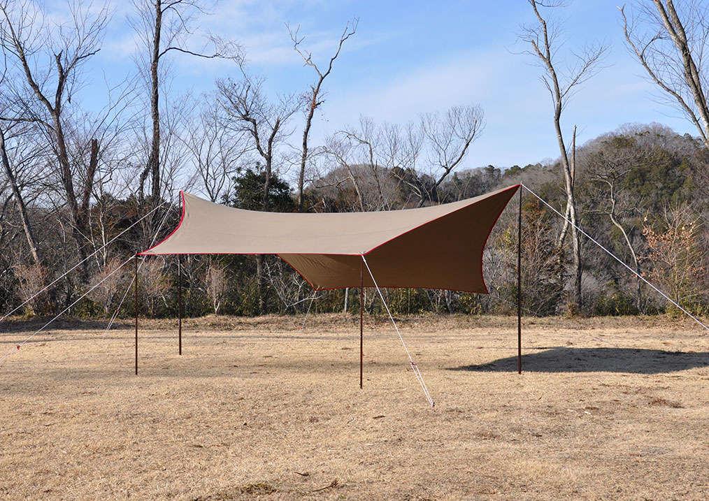 takibi-tarp-cotton-hexa
