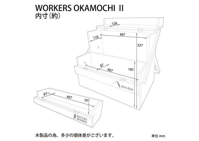 ワーカーズオカモチⅡ-spec