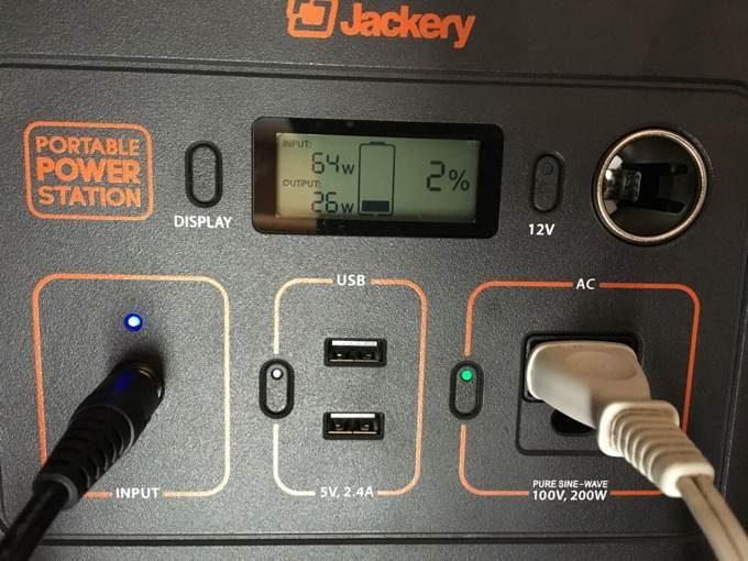 Jackery ポータブル電源 400-14