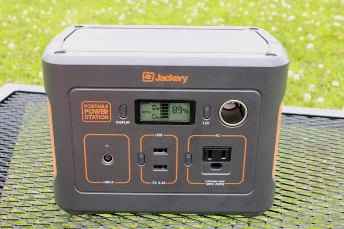 Jackery ポータブル電源 400-26