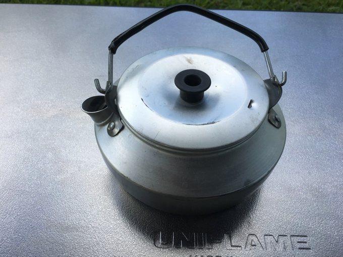 トランギア ケトル 0.6L