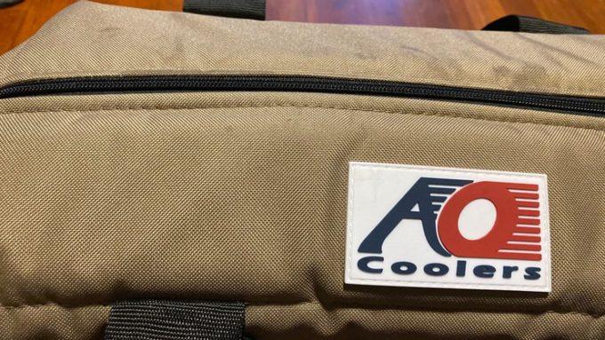 AOクーラーズ 24パック キャンバス ソフトクーラー10