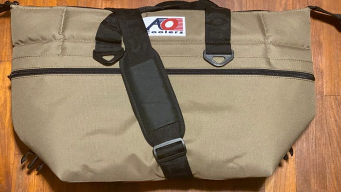 AOクーラーズ 24パック キャンバス ソフトクーラー30