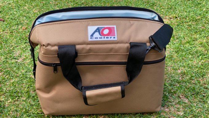 AOクーラーズ 24パック キャンバス ソフトクーラー32