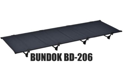 BUNDOK LOWコット BD-206