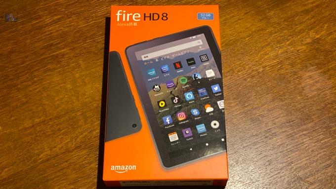 Fire HD 8 Tablet-1