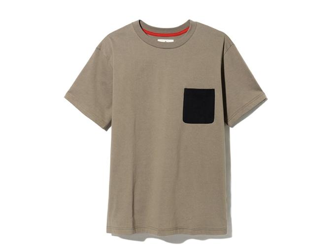 テントカラーTシャツ