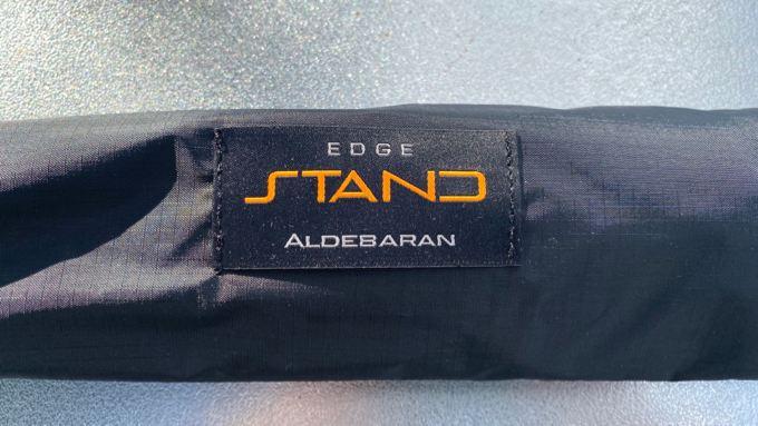EDGE STAND ロゴアップ