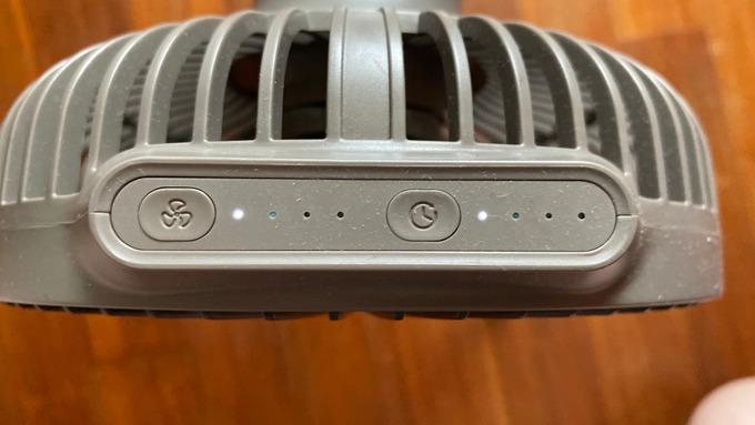 FAN V600 タイマー1