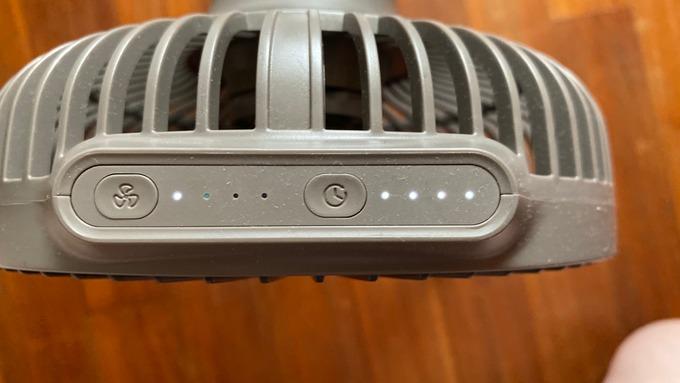 FAN V600 タイマー4