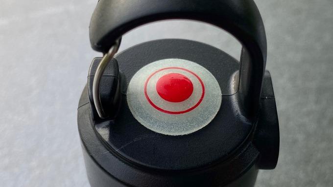 LEDLENSER レッドレンザー ML4 充電ボタン