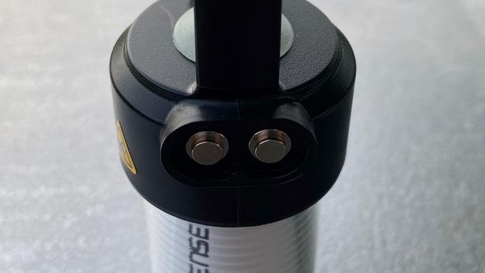 LEDLENSER レッドレンザー ML4 充電口