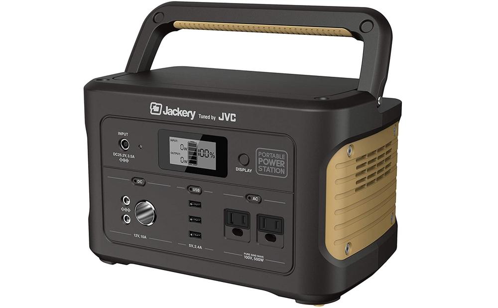JVCケンウッド ポータブル電源 BR-R85-C