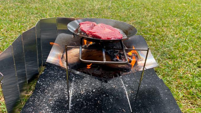 ピコグリル398 肉焼き