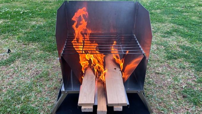 とん火 燃焼効率がいい