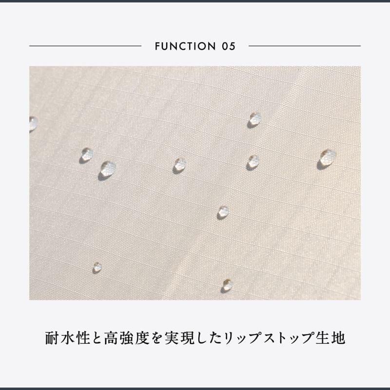 HIDEOUT-01D 特徴5