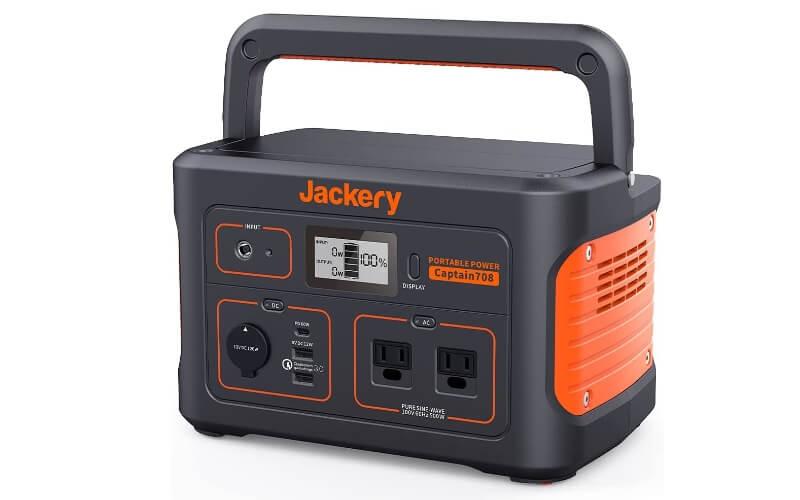 Jackeryポータブル電源708