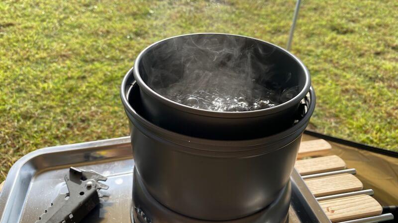 Trangia ストームクッカー 27-1 HA 湯沸かし