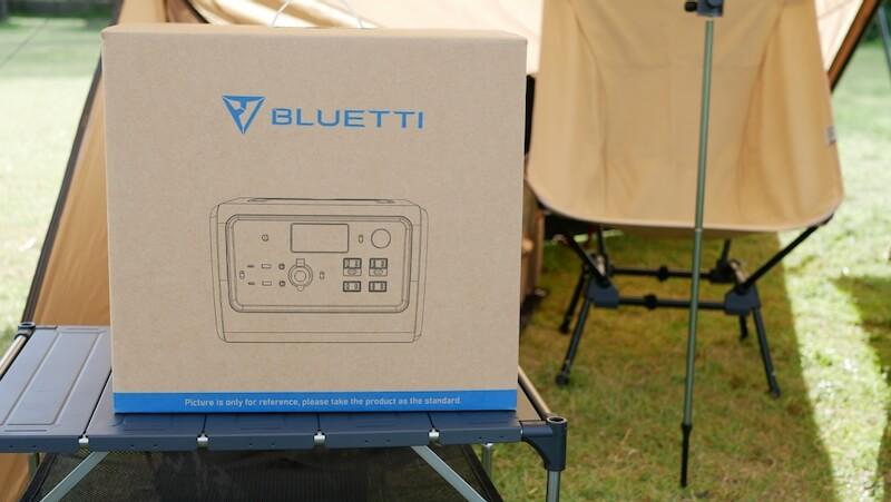 BLUETTI EB70 梱包