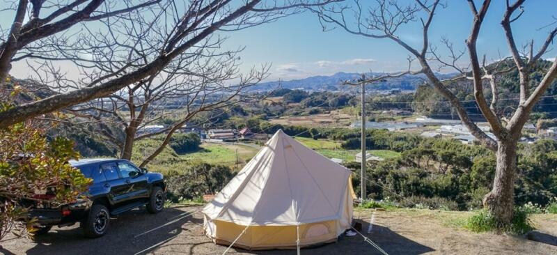 オレンジ村オートキャンプ場2