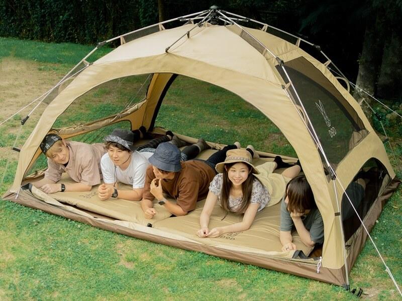 わがやのテント6