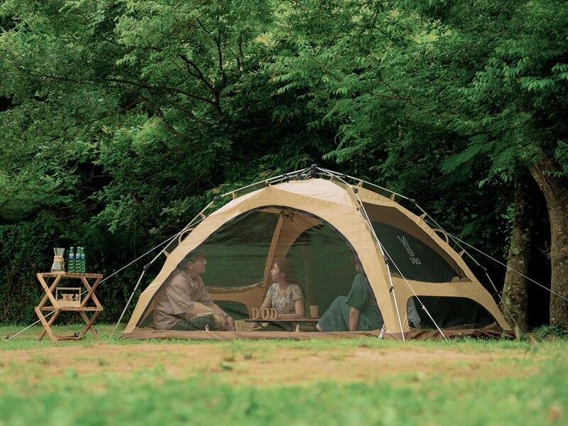 わがやのテント7