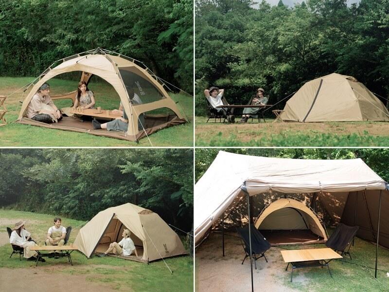 わがやのテント8