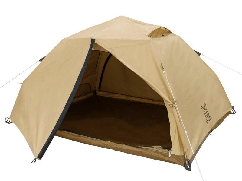 わがやのテント ディテール1