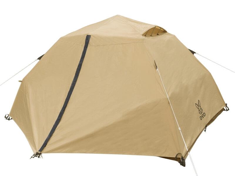 わがやのテント ディテール2