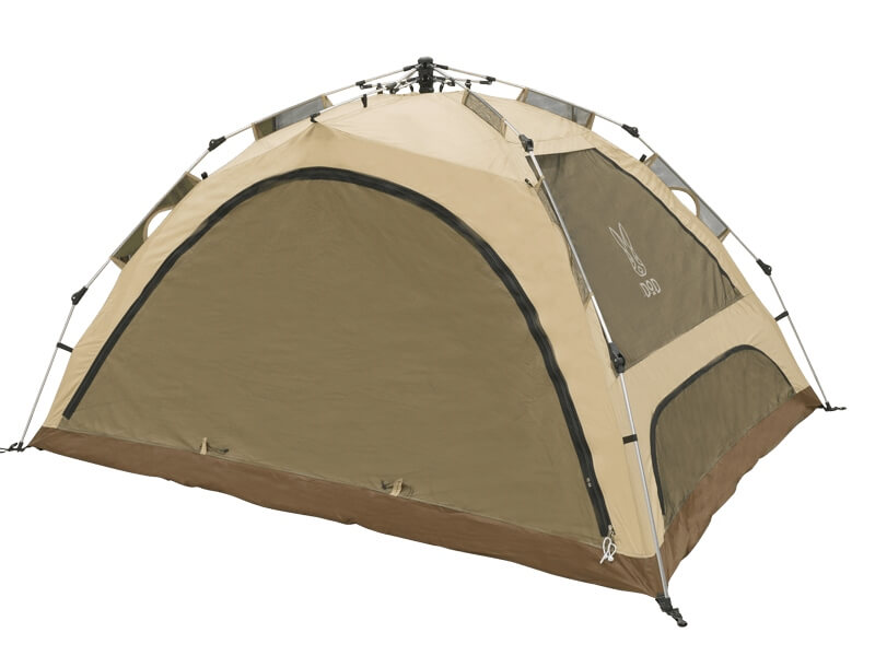 わがやのテント ディテール3