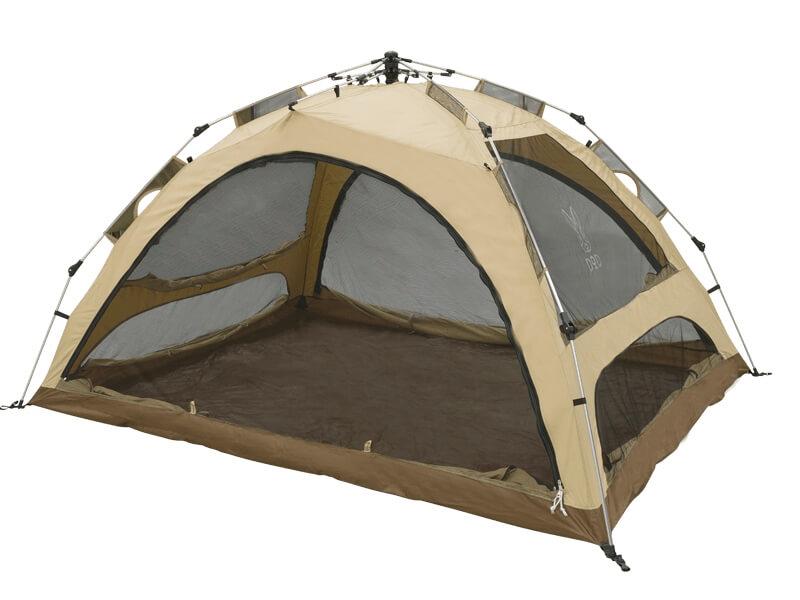 わがやのテント ディテール4