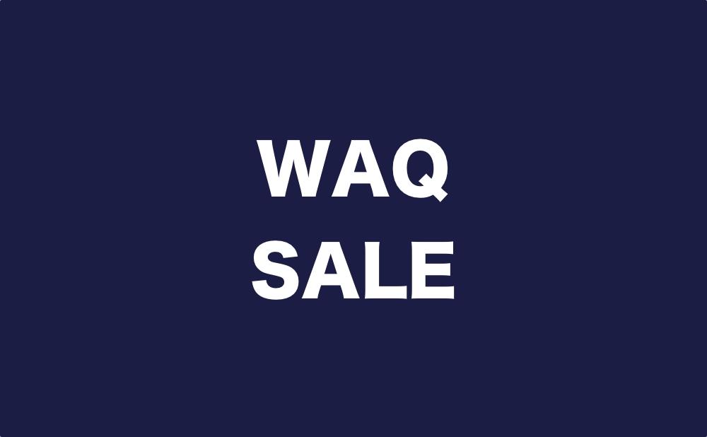 WAQ セール